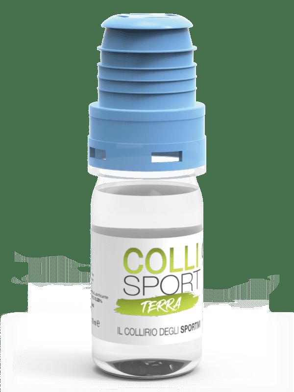 Collisport Terra- Collirio per sport sulla terra