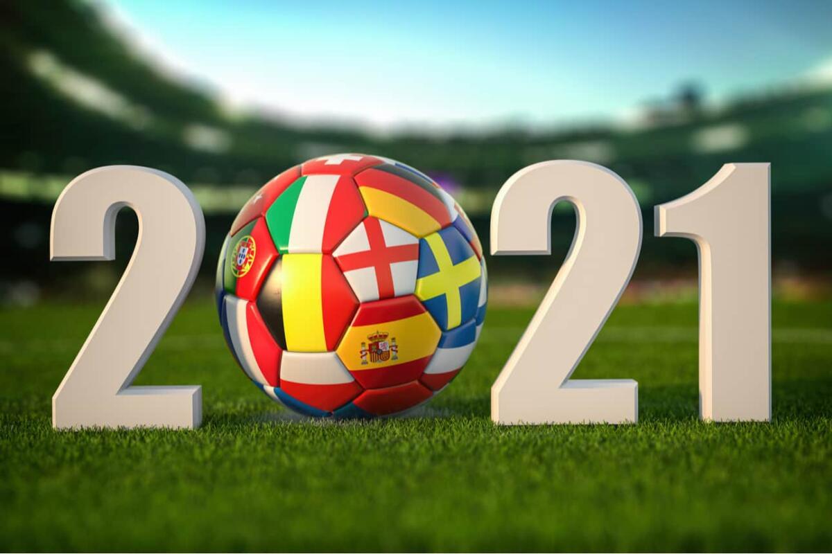 """Featured image for """"Gli europei di calcio"""""""