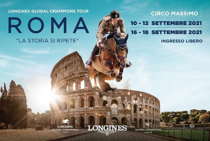 Longines Global Champion Tour & Collisport il collirio degli sportivi